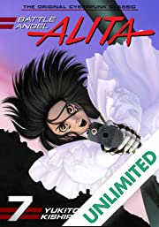 Battle Angel Alita Vol. 7