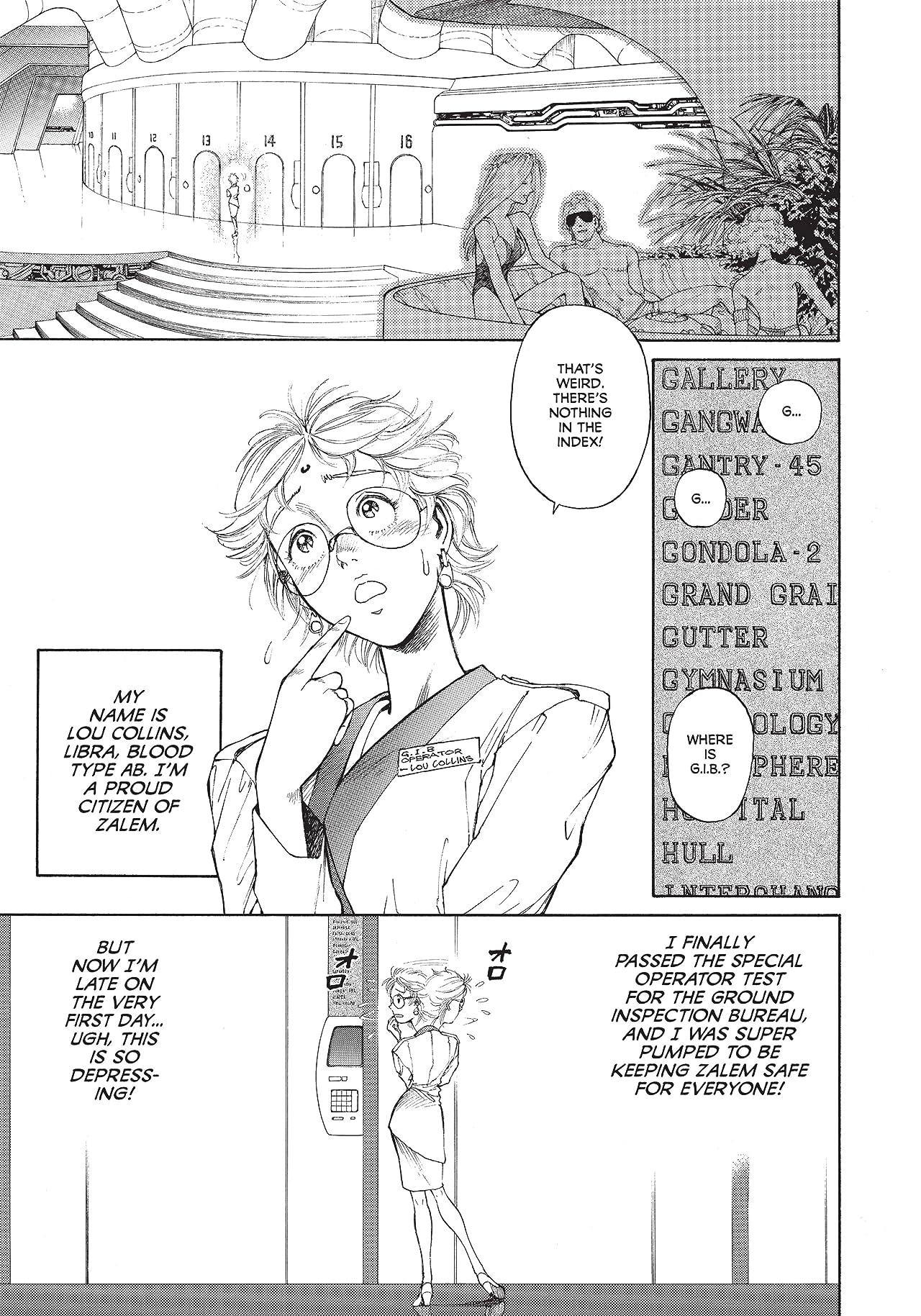 Battle Angel Alita Vol. 7