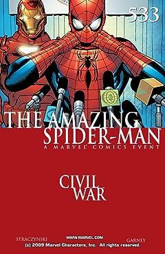 Amazing Spider-Man (1999-2013) #533