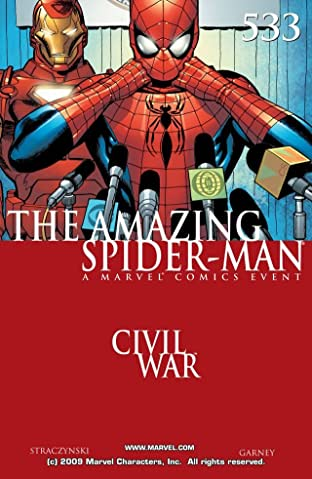 Amazing Spider-Man (1999-2013) #533