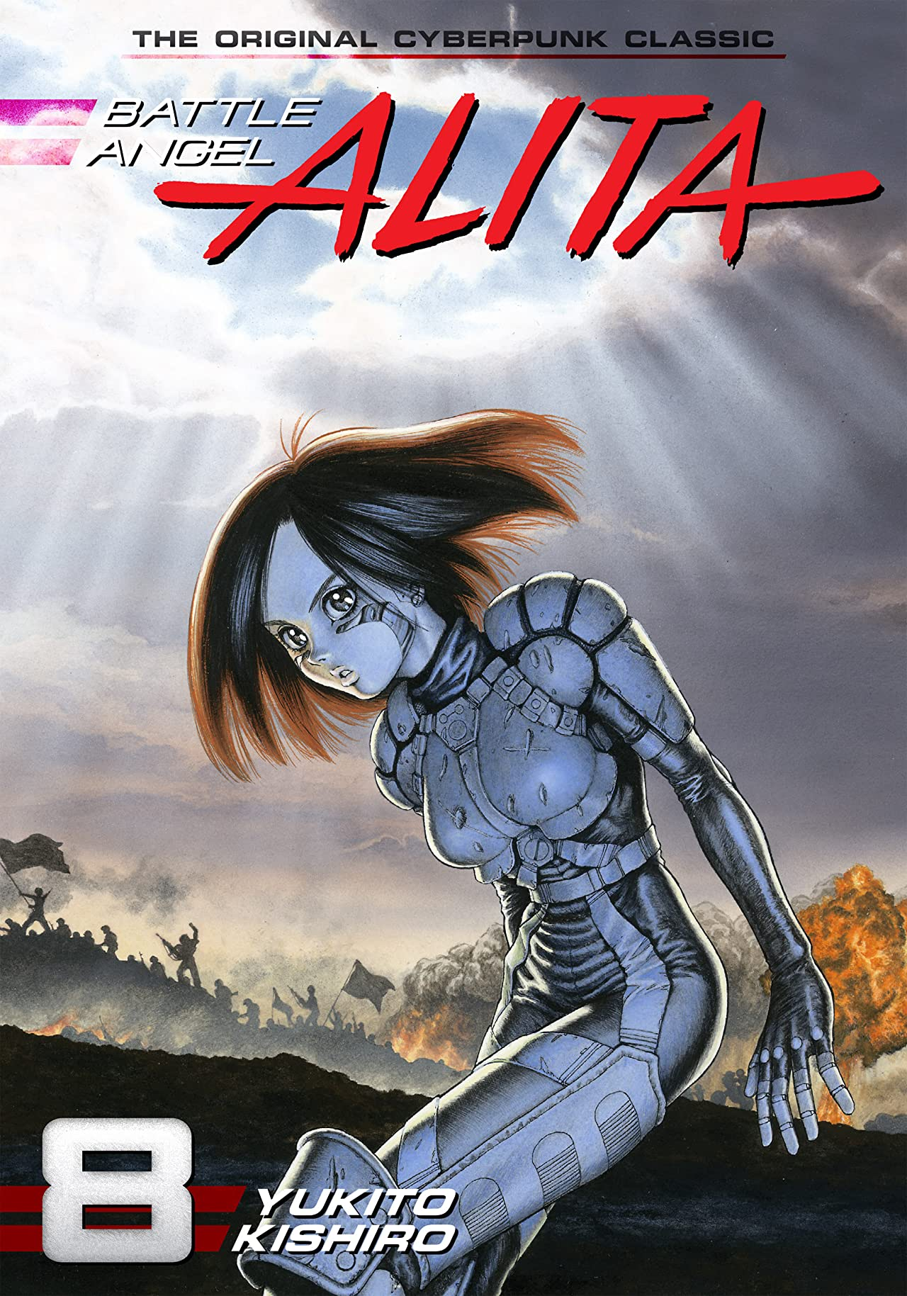 Battle Angel Alita Tome 8