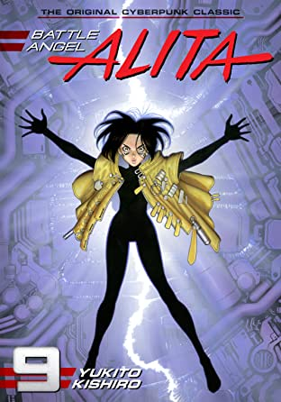 Battle Angel Alita Tome 9