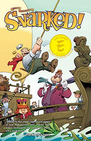 Roger Langridge's Snarked Vol. 3: Cabbages and Kings