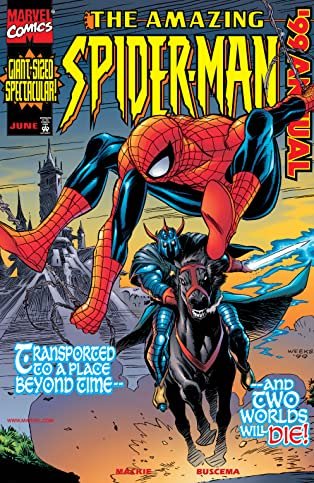 Amazing Spider-Man Annual 1999 #1