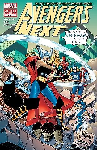 Avengers Next (2006) #2