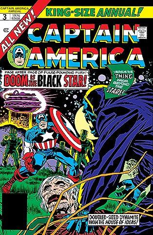 Captain America (1968-1996) Annual #3