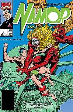 Namor: The Sub-Mariner (1990-1995) #2