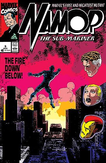 Namor: The Sub-Mariner (1990-1995) #5