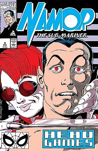 Namor: The Sub-Mariner (1990-1995) #9