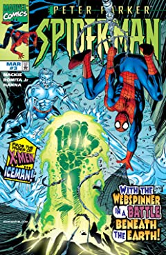 Peter Parker: Spider-Man (1999-2003) #3