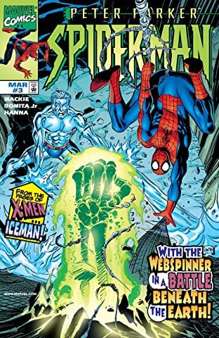 Peter Parker: Spider-Man (1999-2003) #3