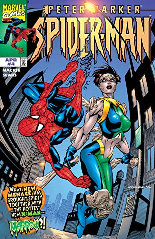Peter Parker: Spider-Man (1999-2003) #4