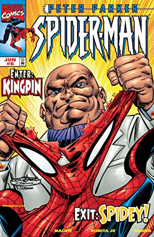 Peter Parker: Spider-Man (1999-2003) #6