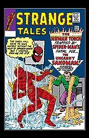 Strange Tales (1951-1968) #115