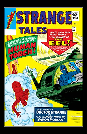 Strange Tales (1951-1968) #117