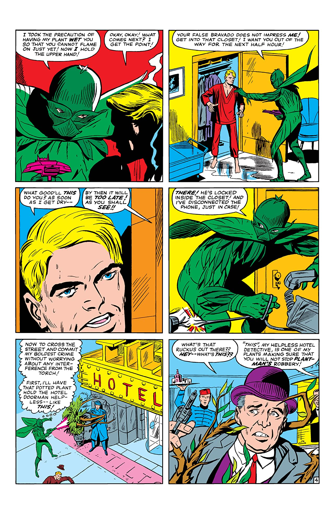Strange Tales (1951-1968) #121