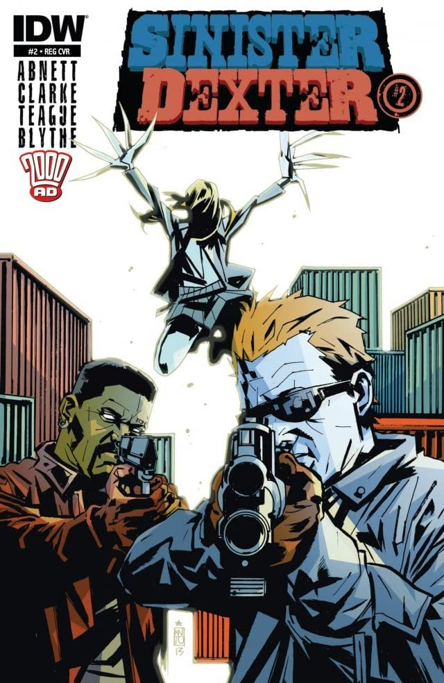 Sinister Dexter #2 (of 7)