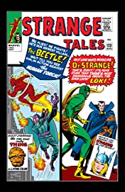Strange Tales (1951-1968) #123