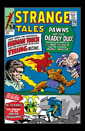 Strange Tales (1951-1968) #126