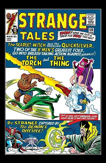 Strange Tales (1951-1968) #128