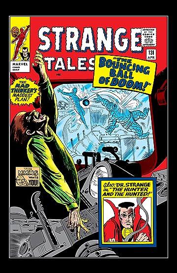 Strange Tales (1951-1968) #131