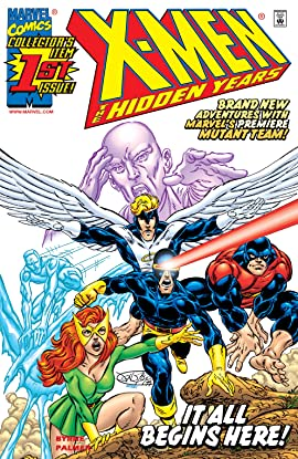X-Men: The Hidden Years (1999-2001) #1