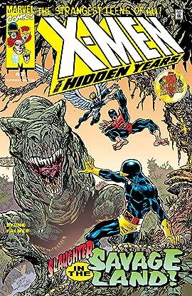 X-Men: The Hidden Years (1999-2001) #2