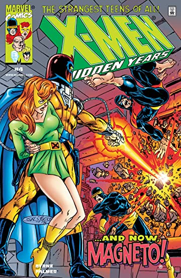 X-Men: The Hidden Years (1999-2001) #4