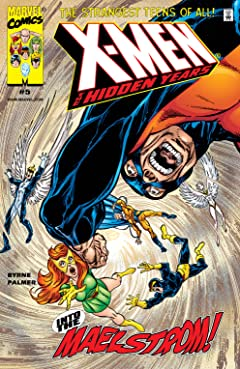 X-Men: The Hidden Years (1999-2001) #5