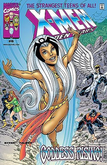 X-Men: The Hidden Years (1999-2001) #6