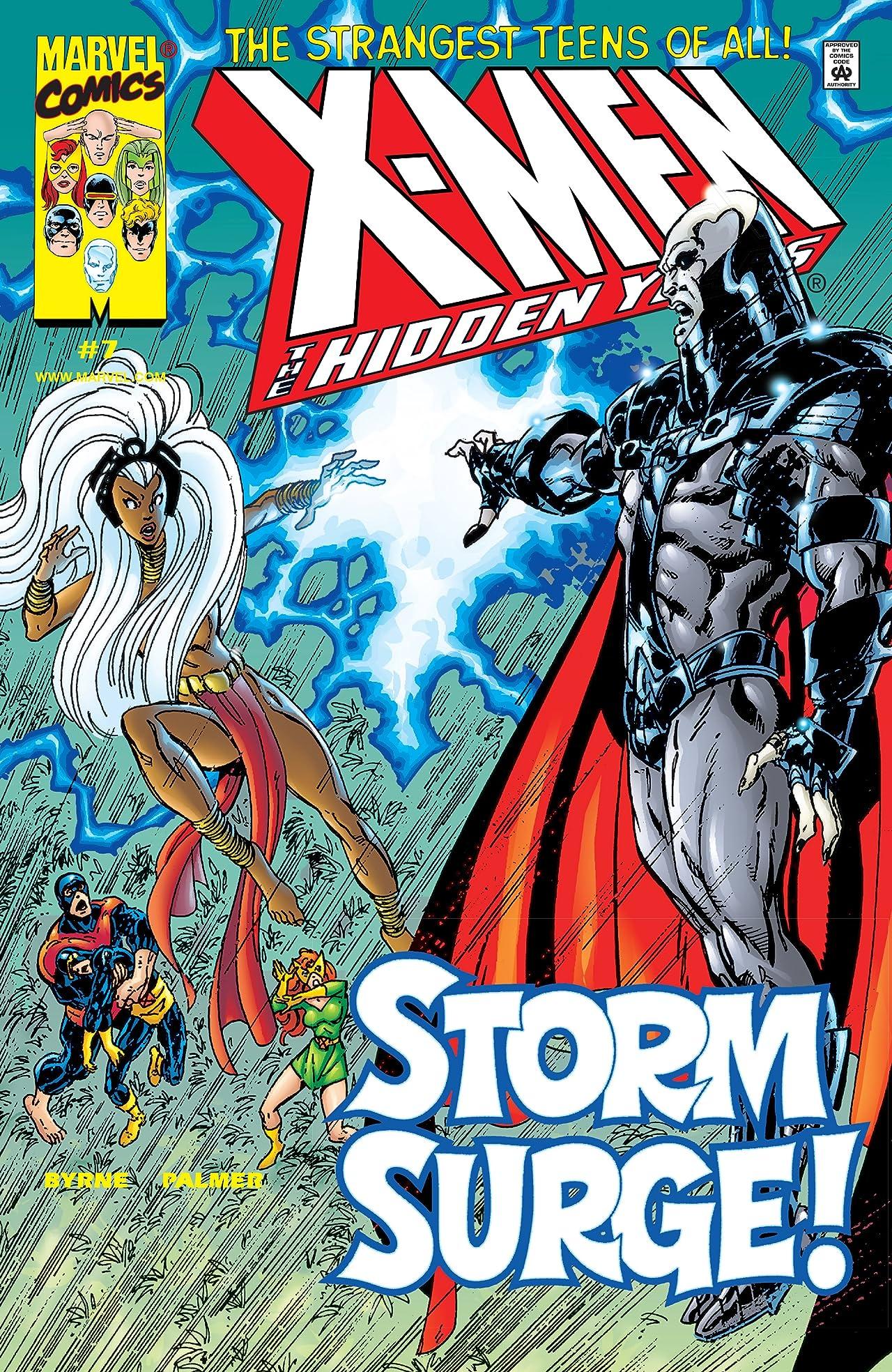 X-Men: The Hidden Years (1999-2001) #7