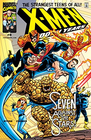 X-Men: The Hidden Years (1999-2001) #8