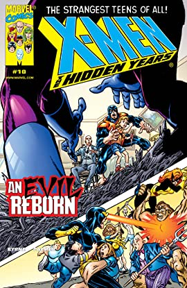 X-Men: The Hidden Years (1999-2001) #10