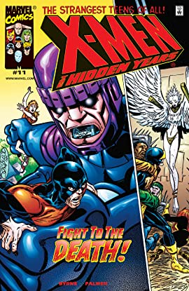 X-Men: The Hidden Years (1999-2001) #11
