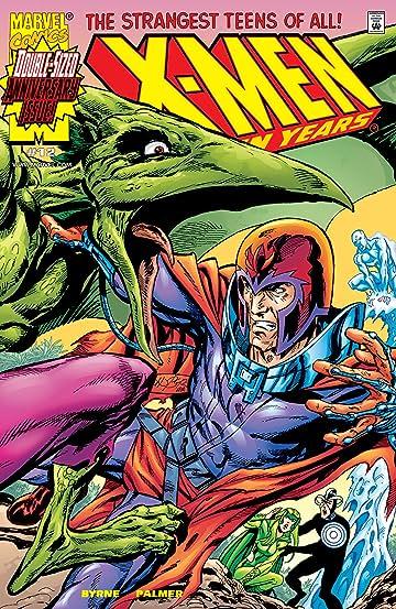 X-Men: The Hidden Years (1999-2001) #12