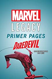 Daredevil - Marvel Legacy Primer Pages