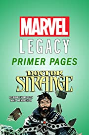 Doctor Strange - Marvel Legacy Primer Pages