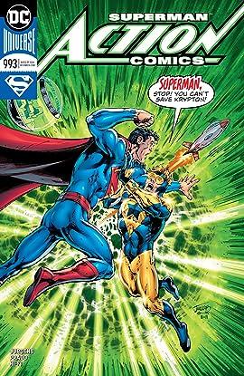 Action Comics (2016-) #993