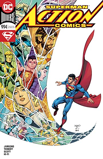 Action Comics (2016-) No.994