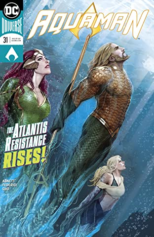 Aquaman (2016-) #31