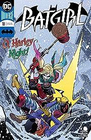 Batgirl (2016-) #18