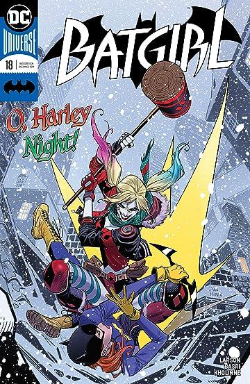 Batgirl (2016-) No.18