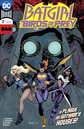 Batgirl and the Birds of Prey (2016-2018) #17