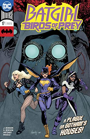 Batgirl and the Birds of Prey (2016-2018) No.17