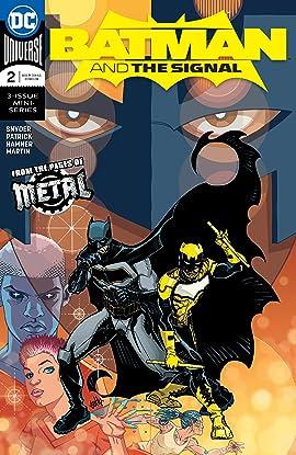 Batman & the Signal (2018) #2