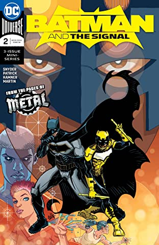 Batman & the Signal (2017-) #2