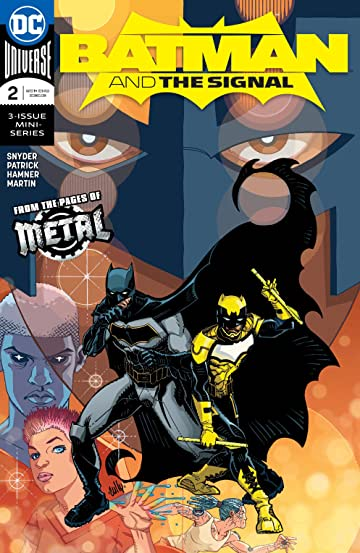 Batman & the Signal (2018-) No.2