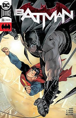 Batman (2016-) #36