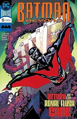 Batman Beyond (2016-) #15