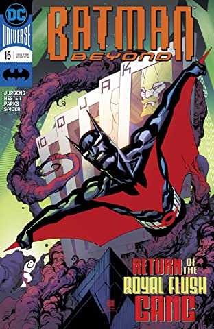 Batman Beyond (2016-) No.15